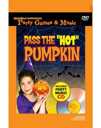 - Pass the Hot Pumpkin Party Game