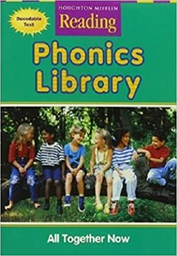Houghton Mifflin Reading Phonics Library Book 9 Stories