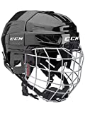 CCM Youth 3DS Ice Hockey Helmet Combo