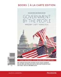 Government by the People, 2014 Election Update, Books a la Carte Edition Plus REVEL -- Access Card Package, Magleby, David B. and Light, Paul C., 0134138422