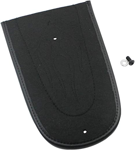 GZYF Motorcycle Rear Solo Seat Fender Bib Compatible with Harley Sportsters XL 883 1200 2004-2015