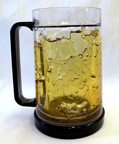 Freezer Mug - Double Wall -16oz. (Black