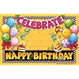 Teacher Created Resources TCR4507 Happy Birthday Awards 25Pk Mary Engelbreit