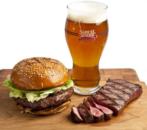 Samuel Adams Boston Lager® Cuts Mixed Grilling Package by Robinson's Prime Reserve