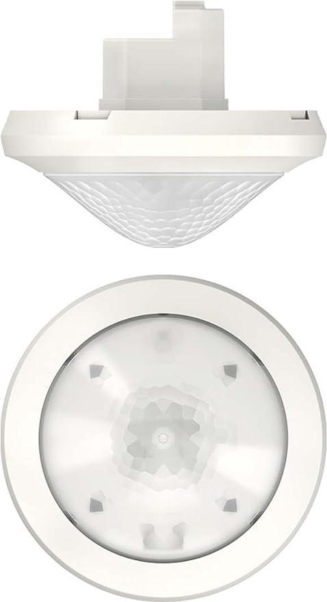 Theben Ronda P360-101 UP WH Detector de Presencia para Montaje en Techo, Control