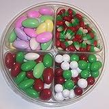 Scott's Cakes 4-Pack Dutch Mints, Reindeer Corn, Christmas Jordan Almonds, & Chocolate Jordan Almonds