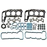 ECCPP Engine Cylinder Head Gasket Set for VIN K 2005-2012 Dodge Jeep Mitsubishi Ram 3.7L
