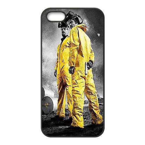 Breaking Bad Q4I72D7JY coque iPhone 5 5s case coque black 4HNI40