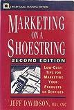 Marketing on a Shoestring, Jeff Davidson, 0471310948