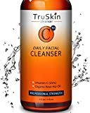 BEST Vitamin C Daily Facial Cleanser - Restorative Anti-Aging Face Wash for All