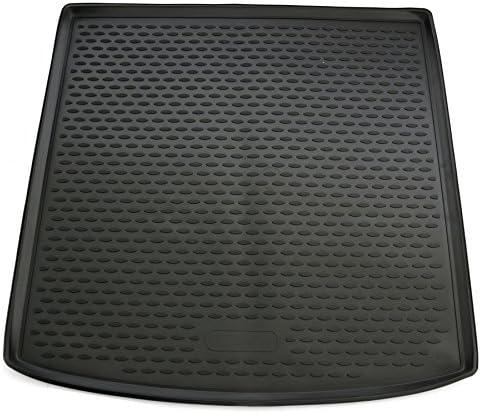 rutschfest schwarz AD Tuning TM30024 Passform Gummi Kofferraumwanne