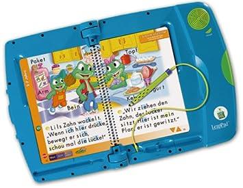 Leapfrog Leap Frog LeapPad Lernsystem  mit 7 Büchern Kindercomputer
