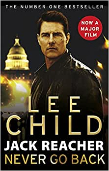 Jack reacher never go back book review