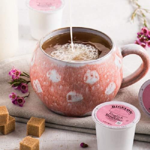 Bigelow English Breakfast Black Tea Keurig K-Cups, Box of 12 Cups (Pack of 6