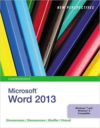 New perspectives on microsoft word 2013 comprehensive s scott new perspectives on microsoft word 2013 comprehensive 1st edition fandeluxe Gallery