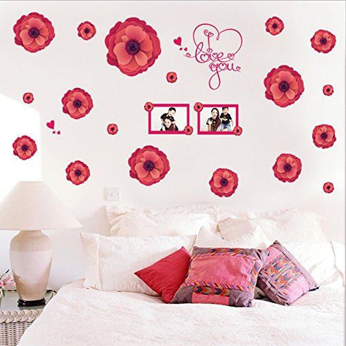 Cheap  Decals Wall Sticker DIY Family Art Picture Vinyl Removable Wallpaper Home Decor..