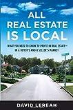 All Real Estate Is Local, David Lereah, 0385519222