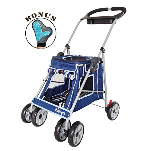 Best Dog Stroller For 2 Dogs - 9