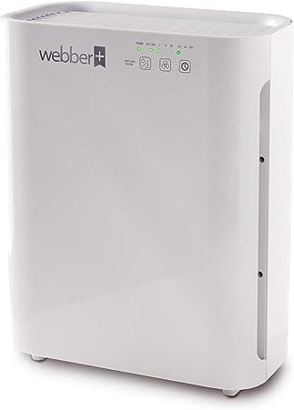 Webber ap8400 purificador de aire Quatra filtro viers etapas ...