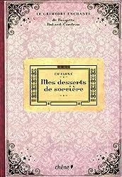 Cuisine : Mes desserts de sorcière