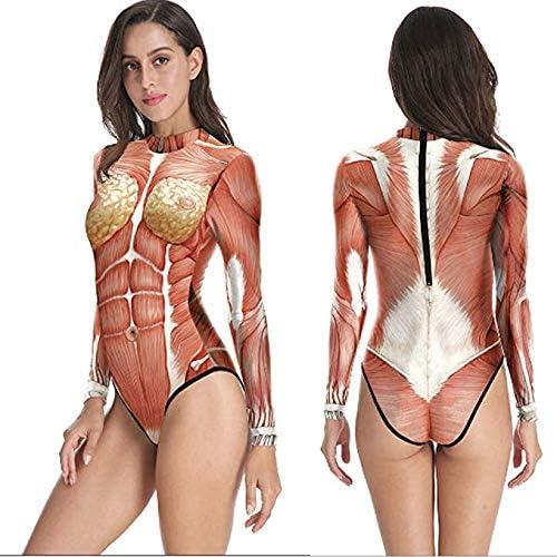 Halloween Kreative Organe Cosplay Kostüm Badeanzug Badeanzug
