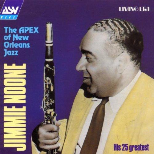 Apex of New Orleans Jazz by Asv Living Era
