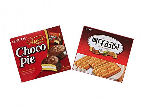 korean choco pie - 9