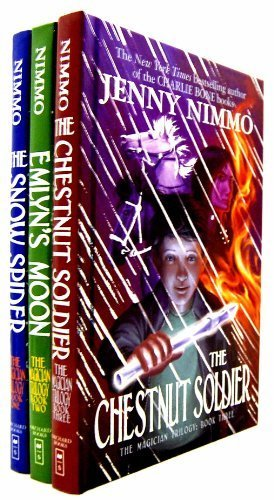 Moon Spider (The Magician Trilogy: The Snow Spider / Emlyn's Moon / The Chestnut Soldier)