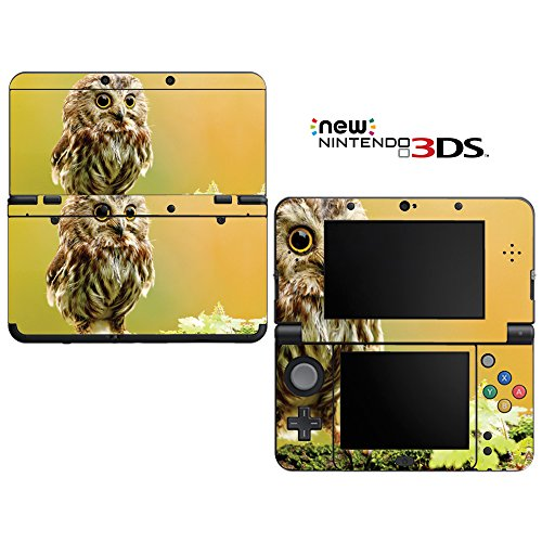Cute Baby Owl Decorative Video Game Decal Cover Skin Prot...