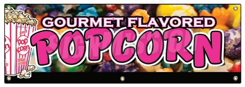 Buy rated gourmet popcorn