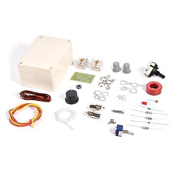 Amazon com: Bewinner Manual Antenna Tuner kit, 1-30MHz DIY