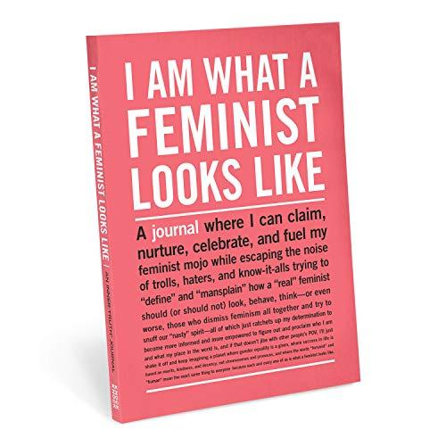 - Knock Knock I Am What A Feminist Looks Like Inner-Truth Journal