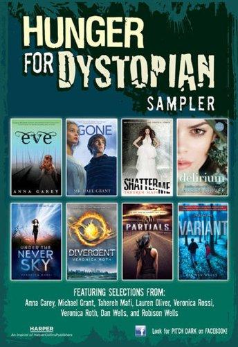 Hunger Dystopian Teen Sampler Various ebook