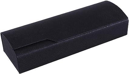 QSFGHJKUV Estuche de lápices Estuche para lentes 9 Piezas Caja manual de miopía Gafas Caja de hierro personalizada Caja de empaque Gafas Manual al por mayor, Negro: Amazon.es: Oficina y papelería