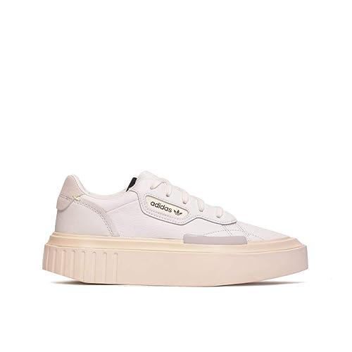adidas Originals Hypersleek Damen Sneaker (weiß) EU 42