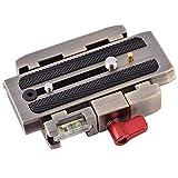Fosa Camera Tripod Monopod Aluminium Alloy Quick Release Plate Mount for Manfrotto 577 500 701