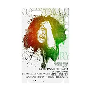Bob Marley Design Discount Personalized 3D Hard Case Cover for iPhone 5,5S, Bob Marley iPhone 5,5S 3D Cover