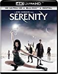 Cover Image for 'Serenity (4k Ultra HD + Blu-ray + UltraViolet)'
