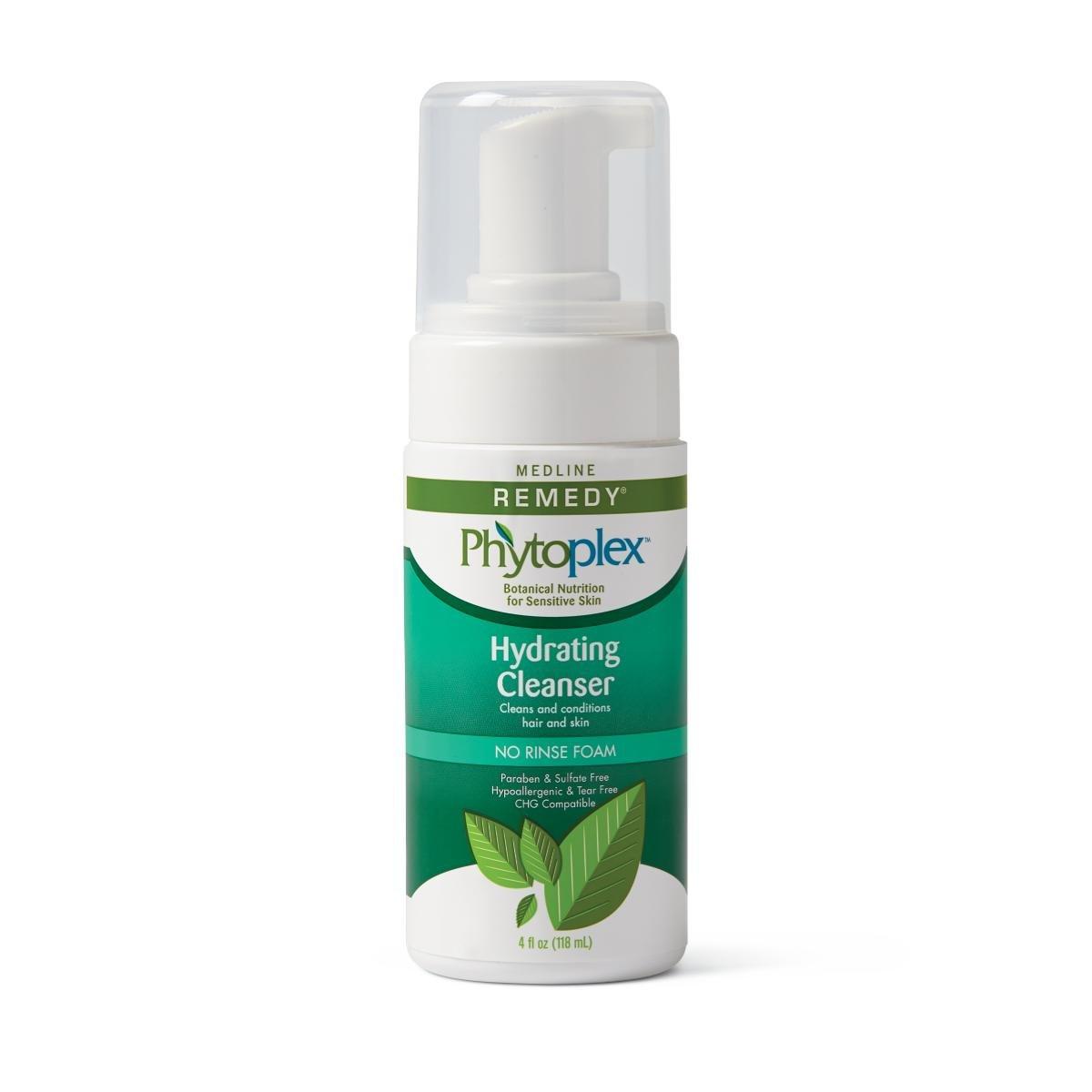MEDLINE MSC092104 MSC092104H Remedy Phytoplex Hydrating Cleansing Foam