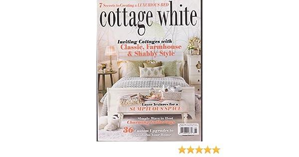 Remarkable Cottage White Magazine Fall Winter 2016 H51 0074808014002 Download Free Architecture Designs Momecebritishbridgeorg