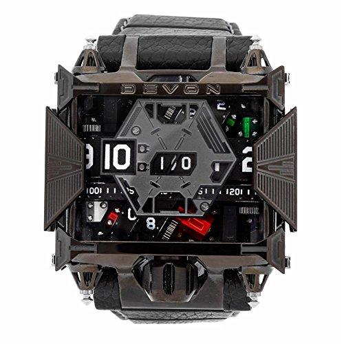 Amazon.com: Devon quartz mens Watch 858744002088 (Certified Pre-owned): Devon: Watches