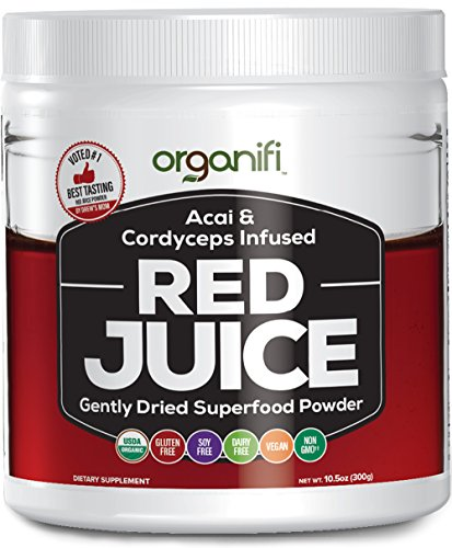 Organic Superfood Powder Organifi Red Juice Super Food