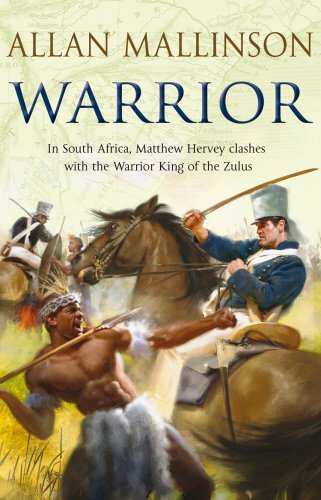 By Allan Mallinson - Warrior (Matthew Hervey, Book 10) (2009-06-16) [Paperback]