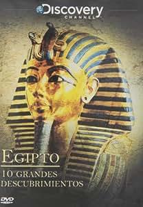 Egipto, 10 grandes descubrimientos [DVD]