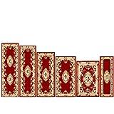 Area Rugs carpet blanket for bedroom rectangle blanket beside the bed blanket for bedside bay window-J 60x180cm(24x71inch)