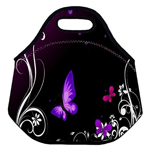 Portable Waterproof Container Insulated w Butterfly