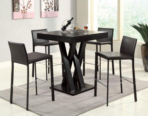 Black Bar Table - 5