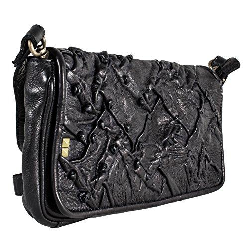 Desiderius Baguette Tasche Anniek black DESS170308