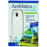 TimeMist 1047355 AroMatics Dispenser/Refill Kits, 3 oz Meadow Breeze Refill, White Dispenser