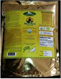 """Organic Moringa Leaf Powder (Moringa Oleifera), FREEZE DRIED-(High tech drying process that avoid loss of nutritional benefits), 1lb """"100% Certified Organic"""" by """"USDA"""" and """"European Union Organic"""" CERTIFIED, US FDA Registered Facility,, Health Care Stuffs"""